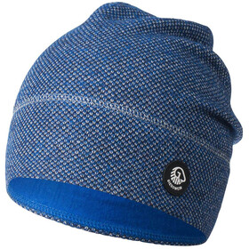Giesswein Hohes Eis Cappello in maglia, blu
